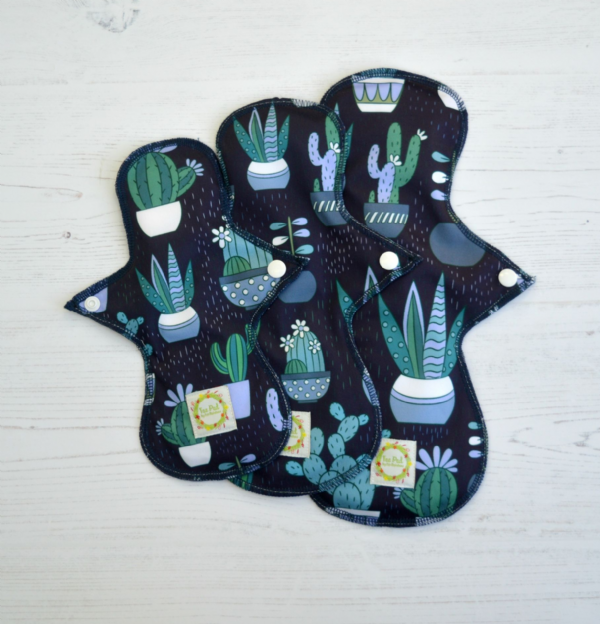 Cactus - Try me Pack! Bamboo Charcoal Top